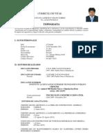 Cv de Tecnico en Construccion.docx Topografo