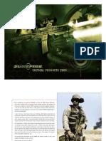 Surefire 2005 Tactical Products Catalog