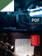Surefire 2006 Tactical Products Catalog