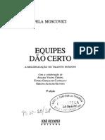 MOSCOVICI Fela Equipes Dao Certo
