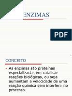 Bioquímica Estrutural 03 - Enzimas