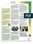 Condominium First Spring 2013 Newsletter