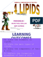 4.4 Lipids