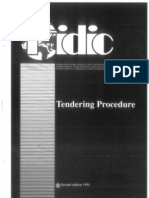 Fidic Tendering Procedure_2