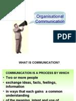 Organisational Communication