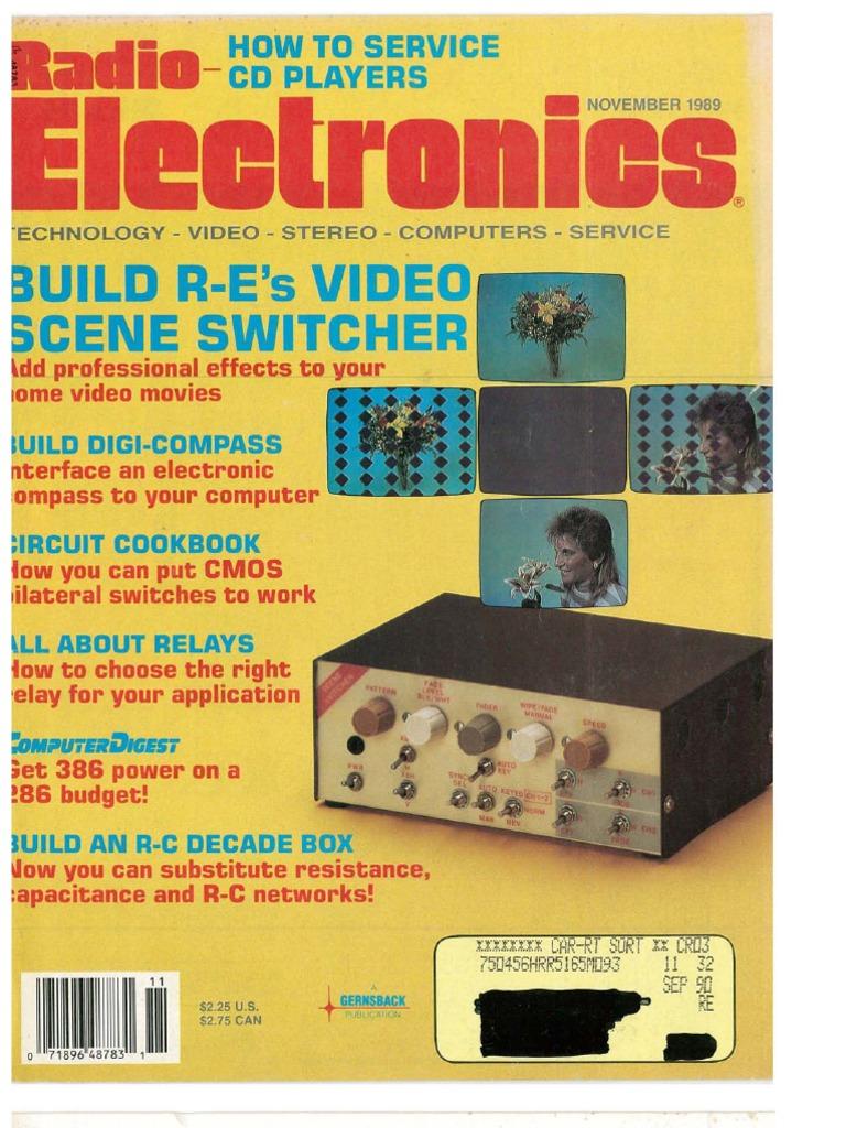 Re 1989 11 Electrical Connector Digital Technology Mercedes 190 E 2300 Fuse Box Diagram