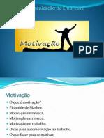 Organização de Empresas