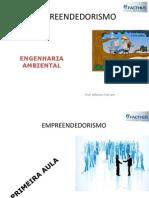 1ª AULA  POLÍTICA DE TRABALHO E CRITÉRIOS DE AVALIAÇÃO EMPREEND EAMB 2013 1