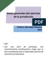 9.Bases Generales Del Ejercicio de La Jurisdiccion