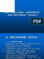OBAT ANALGESIK - ANTIPIRETIK