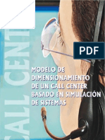 Dimensionamiento de Un Call Center