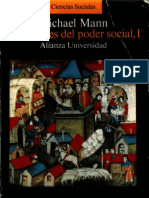 MANN, Michael, Las Fuentes Del Poder Social (Fragmento Pp. 1-58)