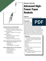 94Rockets Adv High Power Paper
