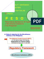 PESO FOR MICRO FINANCE(SEC)