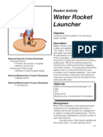 96Rockets Water Rocket Launcher
