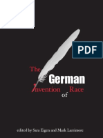 ´The german invention of race