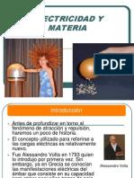 Electricidad y Materia