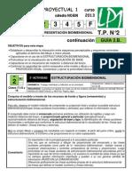 LP1 GUÍA TP2 B 2013 clase 17-19