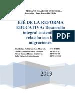 Equipo Nirian Susana Eje de Reforma Educativa Clase 5