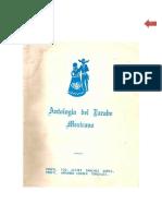 Antologia Del Jarabe Mexicano