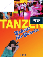 Programm Tanzschule TenDance-Mai2009