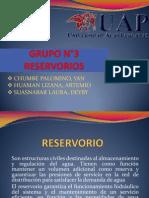 Grupo 03 - Diapositivas Reservorio