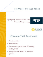 Concrete Tank Erickson