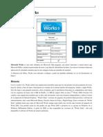 Microsoft Work