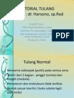 Tutorial Tulang
