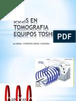 Dosis Toshiba