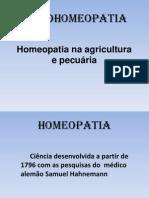 Apresentação Agrohomeopatia