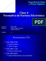 Clase 04 (Factura Electronica)