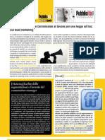 La scalata di FriendFeed (Pubblicità Italia, 16/04/2009)