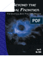 Coda Beyond the Final Frontier 01