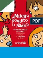 guias de crianza niños y niñas 0 a 5 años