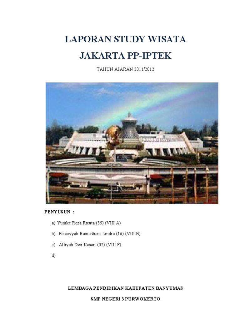 Laporan Karya Wisata Smp N 3 Purwokerto Docx