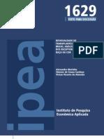 Desigualdade de Transplante de Orgãos no Brasil