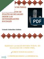 Yolanda Nahuelco Pertinencia Cultural, Power Congreso 2007