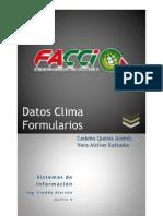 Datos Clima Formulario Cedeño Quimis_Vera Alcivar