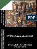 Ciudad Estructura Tejido 2013 v 1.0