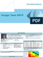 SBYP - Hunger Games Team Profile
