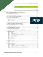 Plan de Manejo Ambiental Proyecto Sinabrio