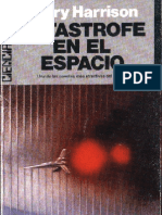 Catastrofe en El Espacio