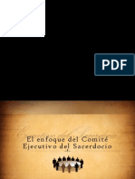 03) Comite Ejecutivo Del Sacerdocio