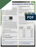 Informacoes Sobre Verificacao de Cronotacografos