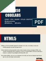 Codelabs 01 Taller