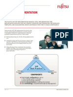 Solutions SAP ERP Factsheet