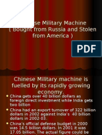Chinese Military Machine