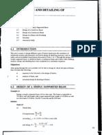 Unit 6 (Design & Detailing of Beams)