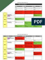 Term 2 Schedule